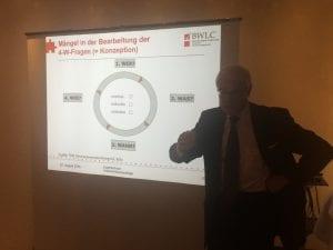 Harald Barschoß (BWLC) – Typische Fehler bei der Umsetzung der Unternehmensnachfolge