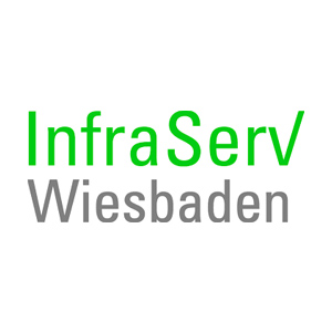 Logo Infra Serv Wiesbaden