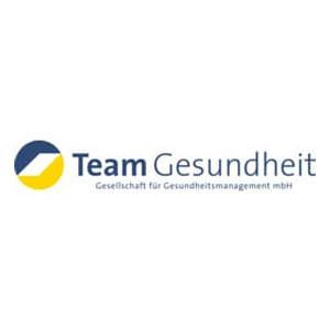 Logo Team Gesundheit
